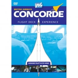 ITVV Concorde British Airways Double DVD