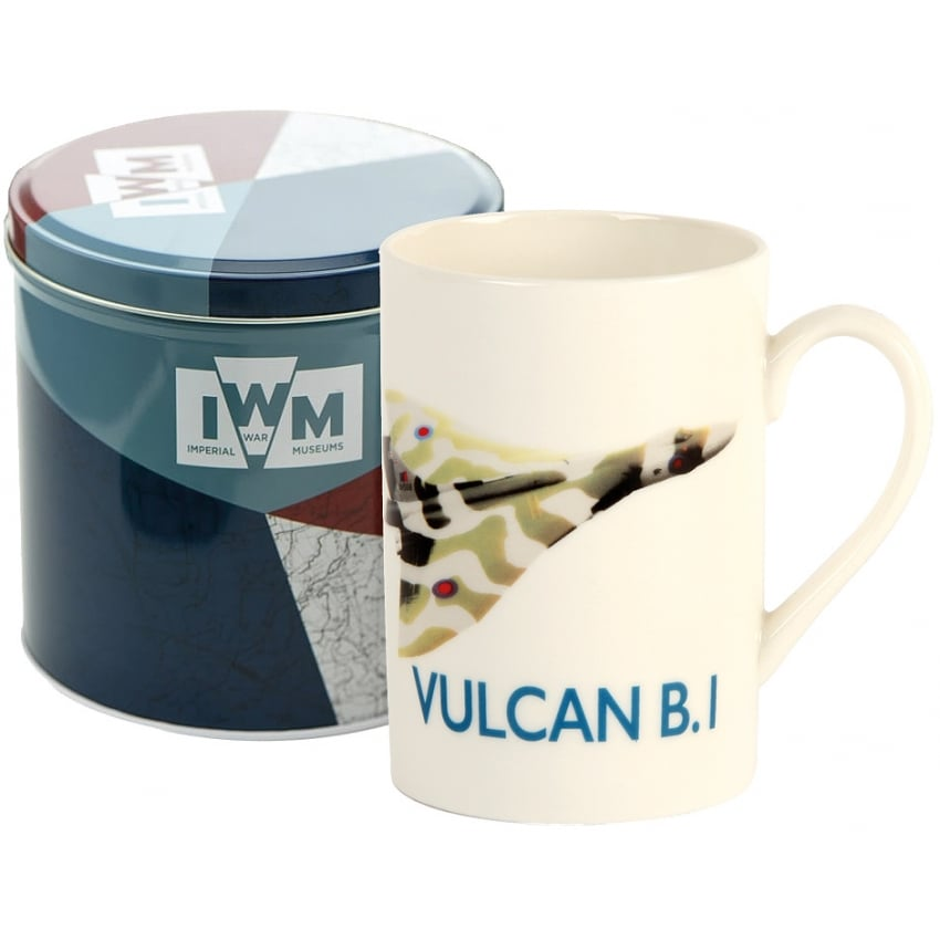 IWM Vulcan B. I Collector Mug In A Tin