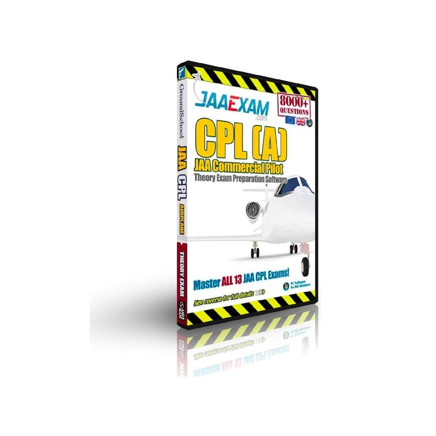 JAA CPL (A) Theory Exam Prep Software