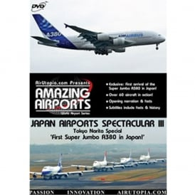 Japan Mega-Airports Volume 3 DVD