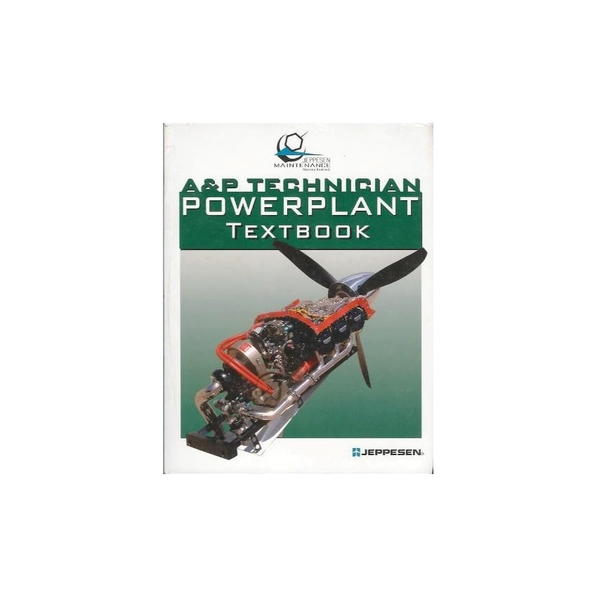 A and P Powerplant Textbook