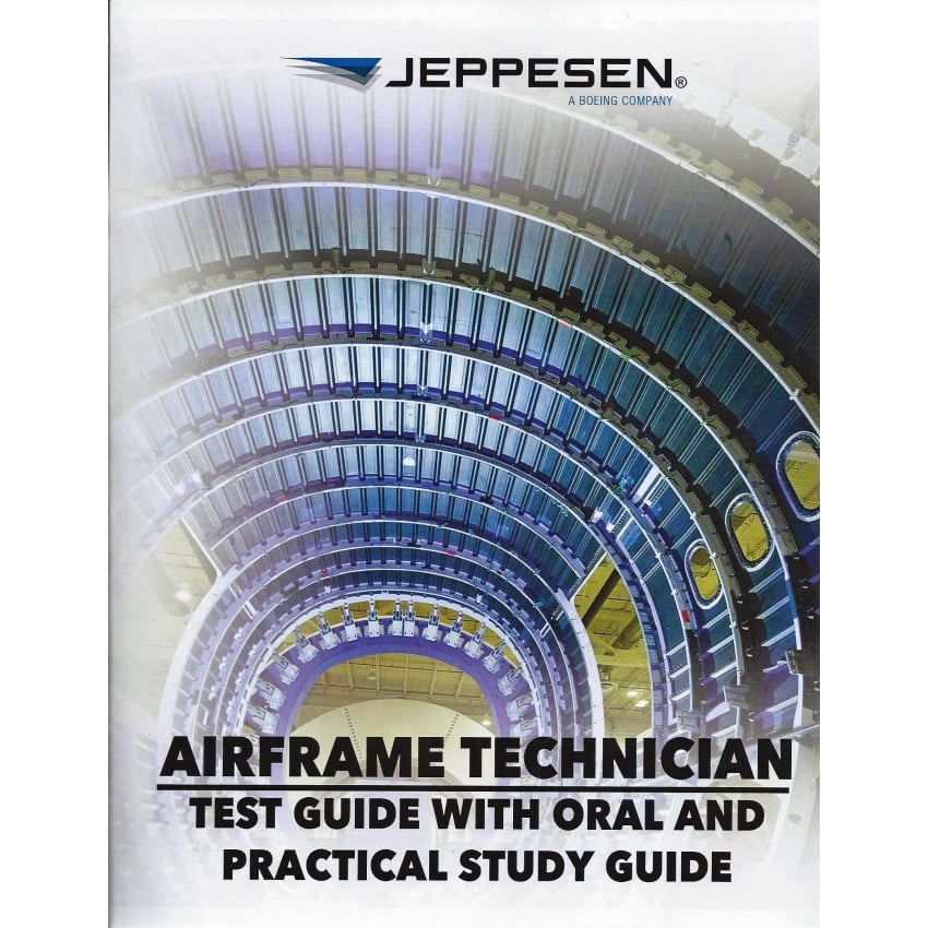A and P Technician Airframe Test Guide
