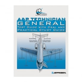 Jeppesen A and P Technician General Test Guide