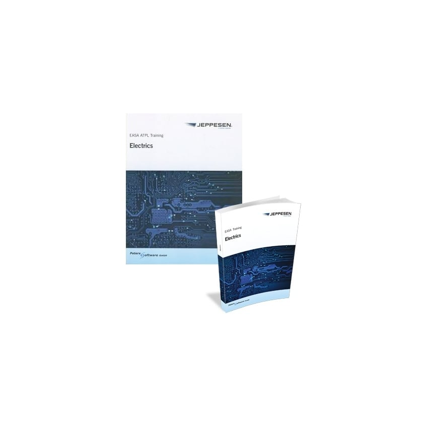 Jeppesen EASA ATPL Electrics Manual