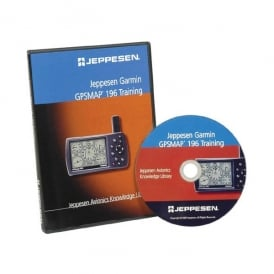 Jeppesen Garmin GPS 196 Training DVD - last ones