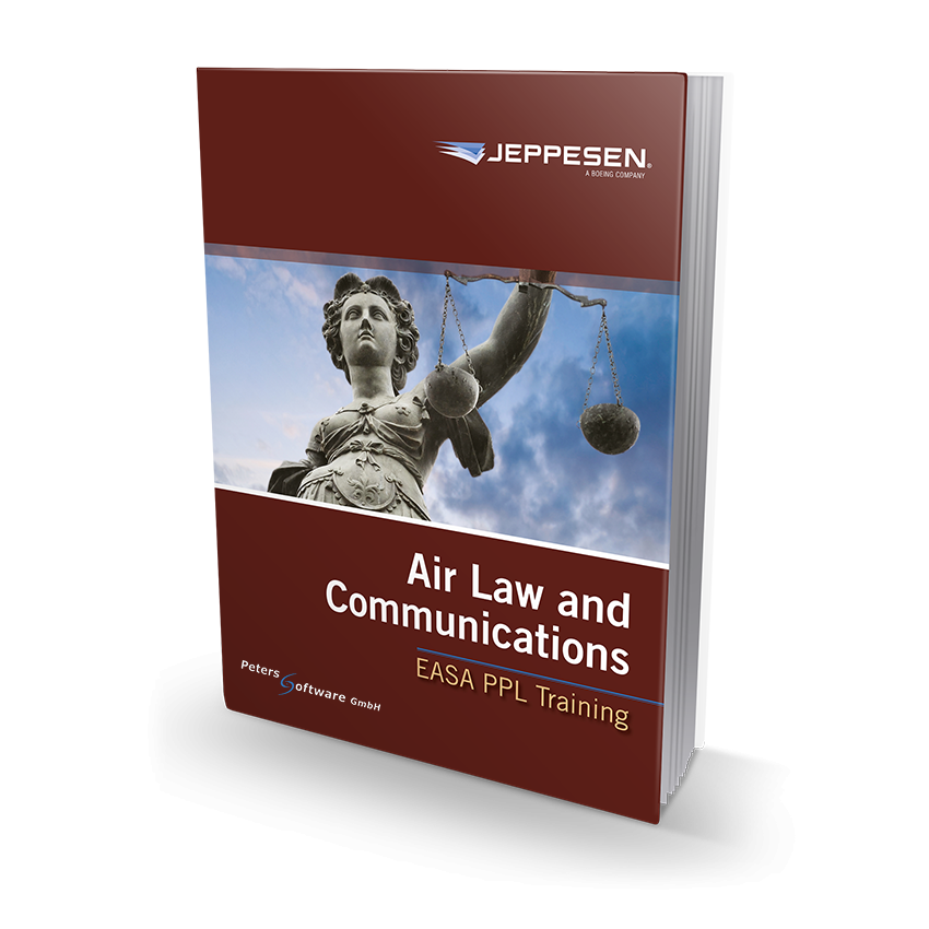 PPL EASA Manual - Air Law and Comms