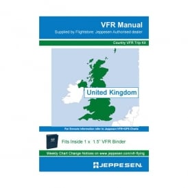 Jeppesen UK VFR Trip Kit