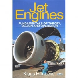 Crowood Press Jet Engines