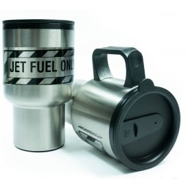 Jet Fuel Only Travel Mug