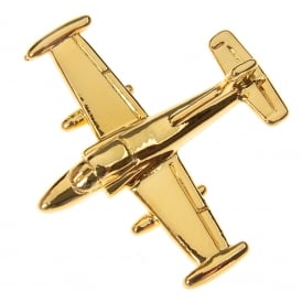 Jet Provost Boxed Pin - Gold