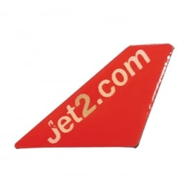 Jet2.Com Tail Pin Badge