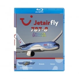 Just Planes Jetairfly 787-8 Blu-Ray