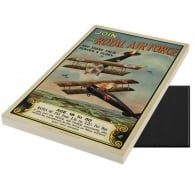 Join The Royal Air Force A6 Magnetic Note pad