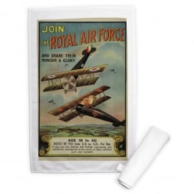 Join The Royal Air Force Tea Towel