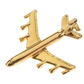 KC 135 Stratotanker Boxed Pin - Gold