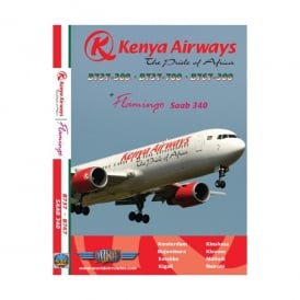 Just Planes Kenya B767-300 DVD