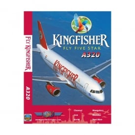 Kingfisher A320 DVD