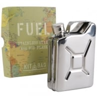 Kitbag Fuel Can Hipflask