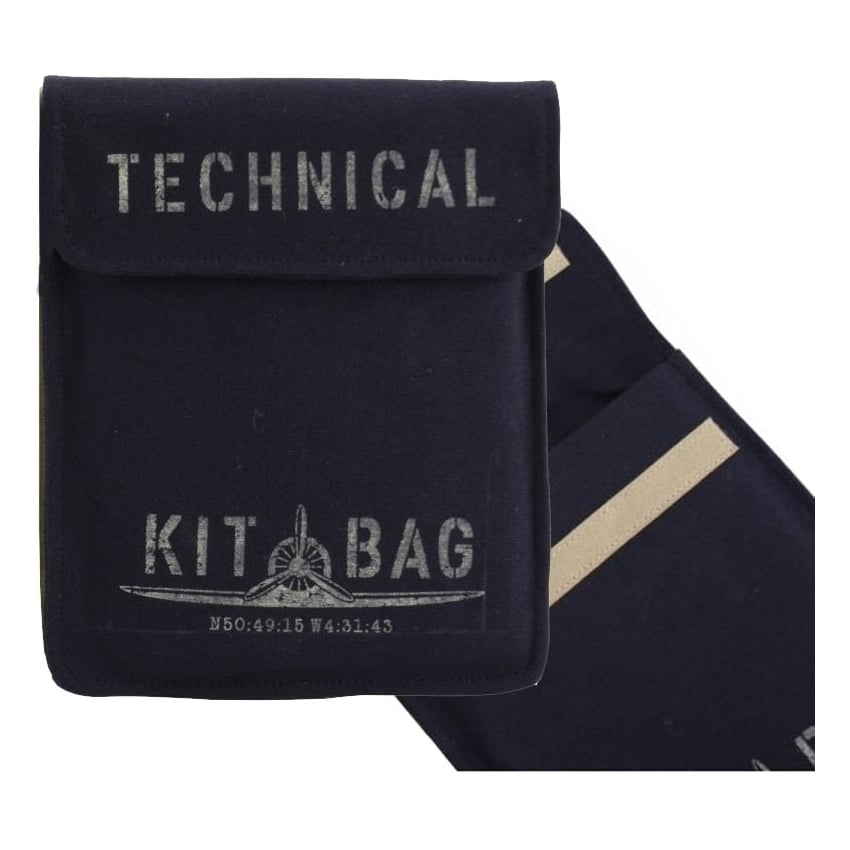 Kitbag iPad Canvas Travel Case