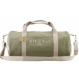 CGB Giftware Kitbag Satchel Canvas Duffle Bag