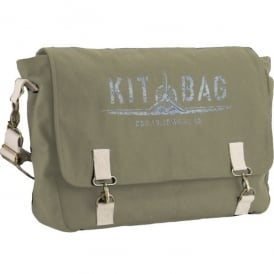CGB Giftware Kitbag Satchel Canvas Holdhall