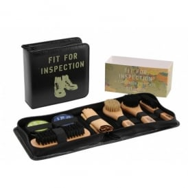 CGB Giftware Kitbag Shoe Shine Kit