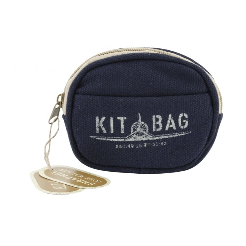 Kitbag Shrapnel Canvas Wallet