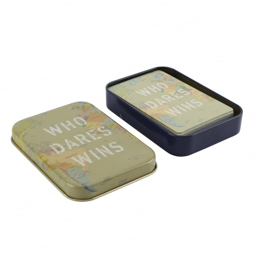 Kitbag Who Dares Wins Playing Cards