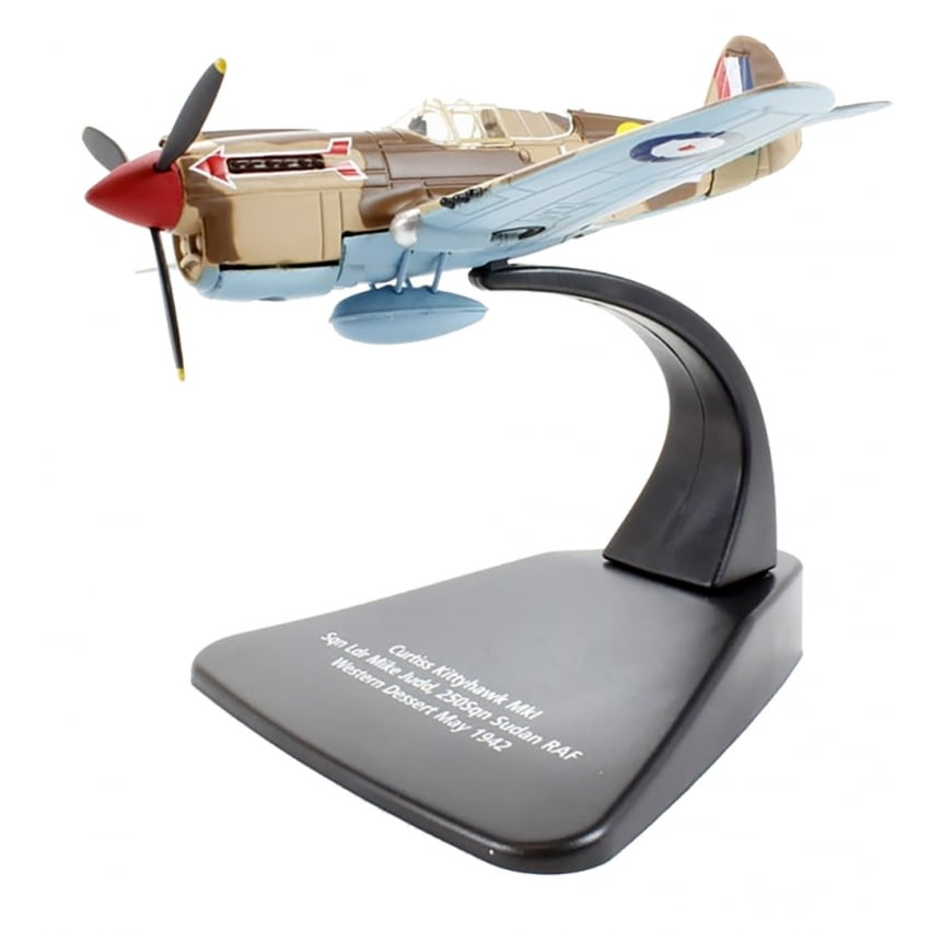 Kittyhawk MkIa Diecast Model - Scale 1:72