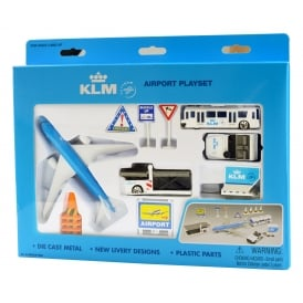 KLM Airport Play Set