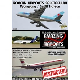 Korean Airports Spectacular DVD