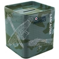 Lancaster Blueprint Money Box