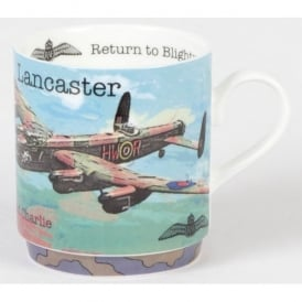 Lancaster Bone China Stacking Mug