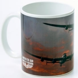 Lancaster Duo Wings of Freedom Mug