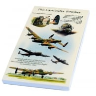 Lancaster Flip Up Notepad