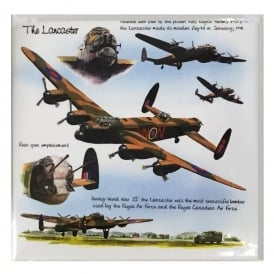 Lancaster Fridge Magnet