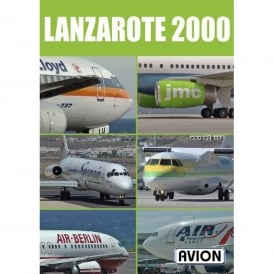 Avion Lanzarote 2000 DVD
