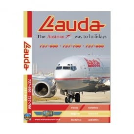 Just Planes Lauda 737-600 /700/800 DVD