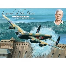 Original Metal Sign Company Legend of the Skies Dambusters Fridge Magnet