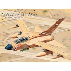 Legend of the Skies Panavia Tornado GR1 Fridge Magnet