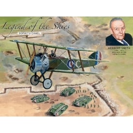 Legend of the Skies Sopwith Camel Fridge Magnet