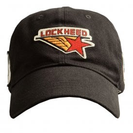 Lockheed Cap - Black