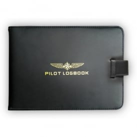 Logbook Cover for all PPL Logbooks - Black