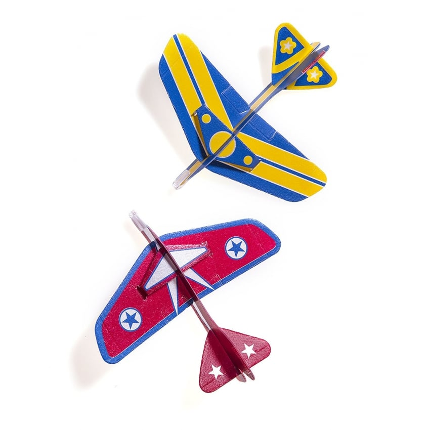 Loop the Loop Stunt Planes - Set of 4