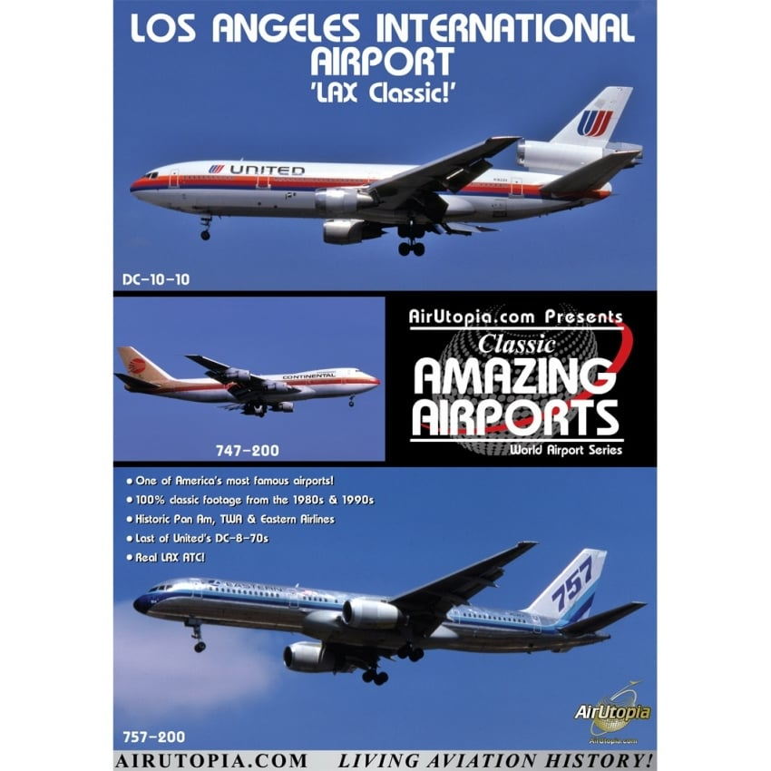 Los Angeles International Airport DVD
