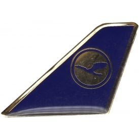 Lufthansa Tail Pin Badge