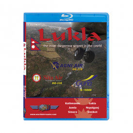 Just Planes Lukla Airport Blu-Ray