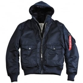 MA-1 D-Tec VF Hooded Jacket