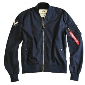 MA-1 Ground Crew Flight Jacket - Small Left Only