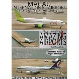 Macau Airport DVD
